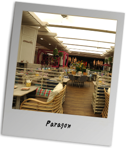 Siam Paragon Food Passage 4F. BTS-Siam Station T. 02 610 9525