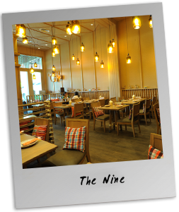 The Nine 2F, Rama 9 Rd.  T. 02 716 7890